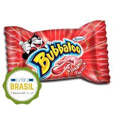 Empório Brasil - Chiclete Bubbaloo Morango