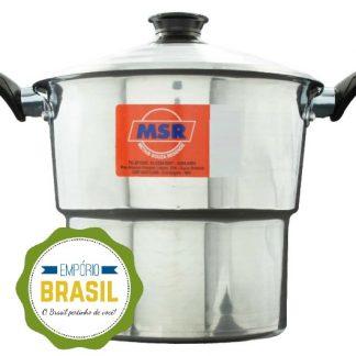 Empório Brasil - Cuscuzeira 2L MSR