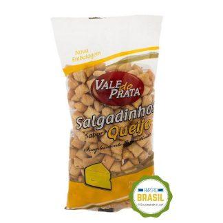 Empório Brasil - Salgadinhos sabor queijo Vale do Prata