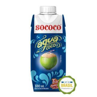 Empório Brasil - Água de coco sococo