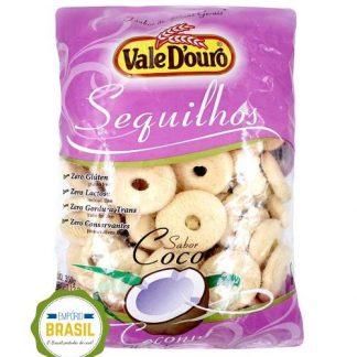 Empório Brasil - Biscoito sequilhos de coco Vale d'ouro 350g