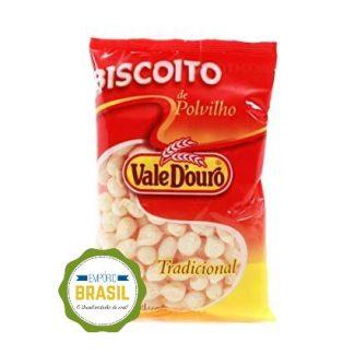 Empório Brasil - Biscoito de polvilho tradicional Vale D'Ouro 100g