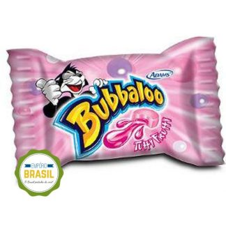 Empório Brasil - Chiclete Bubbaloo Tutti Frutti