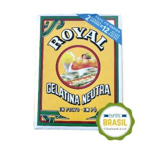 Empório Brasil - Gelatina Sem Sabor Royal