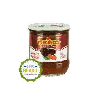 Empório Brasil - Geleia de Goiaba Predilecta 230g