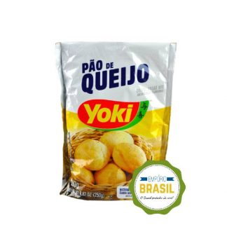 Empório Brasil - Mistura para Pãp de Queijo Yoki